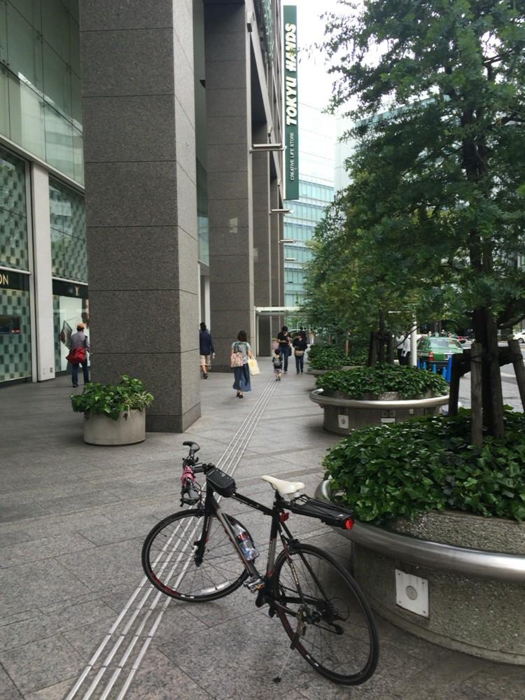 新宿自転車